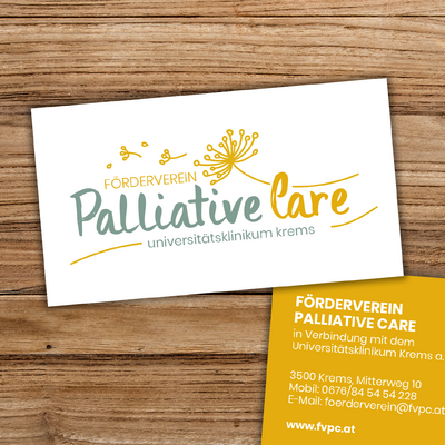 WVNET Referenz Förderverein Palliative Care Krems